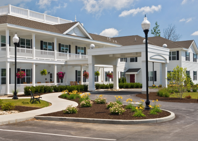 Home of the Good Shepherd Wilton Assisted Living