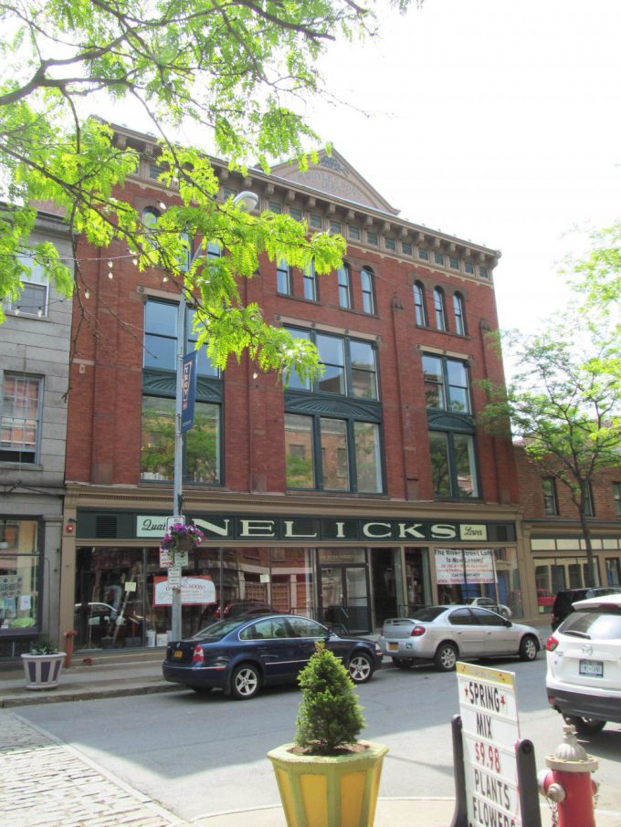 River Street Lofts | Troy, New York | HIstoric Preservation