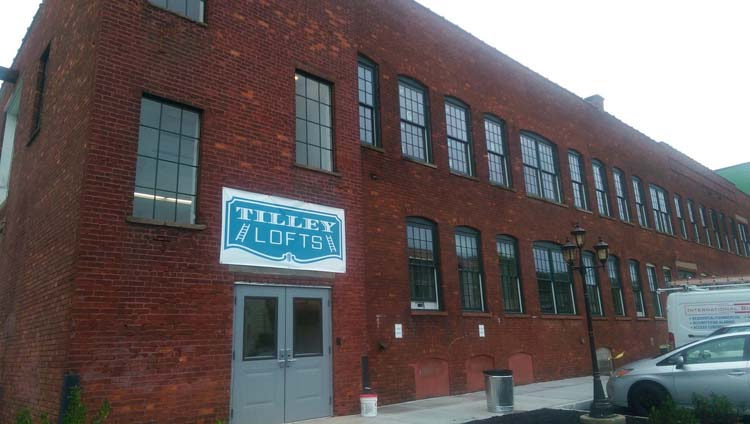 Tilley Lofts | Watervliet, New York