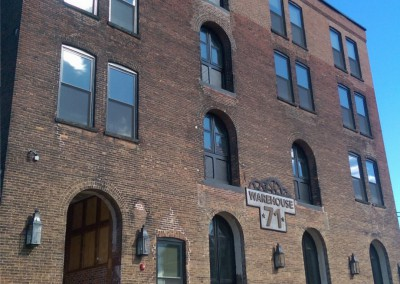 Warehouse 71 Lofts | Cohoes, New York