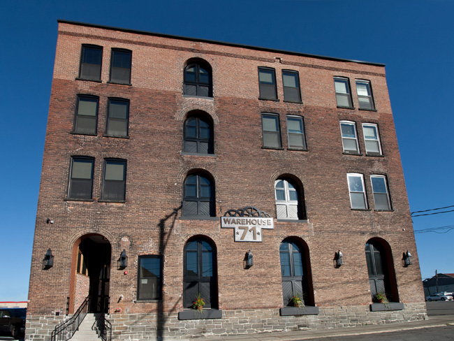 Warehouse-71-Lofts-Architects-Cohoes-NY