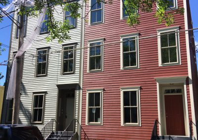 Jefferson Street Townhouses | Albany, New York